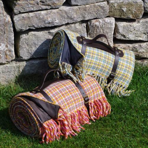 picknickdecke 200x200 isoliert
